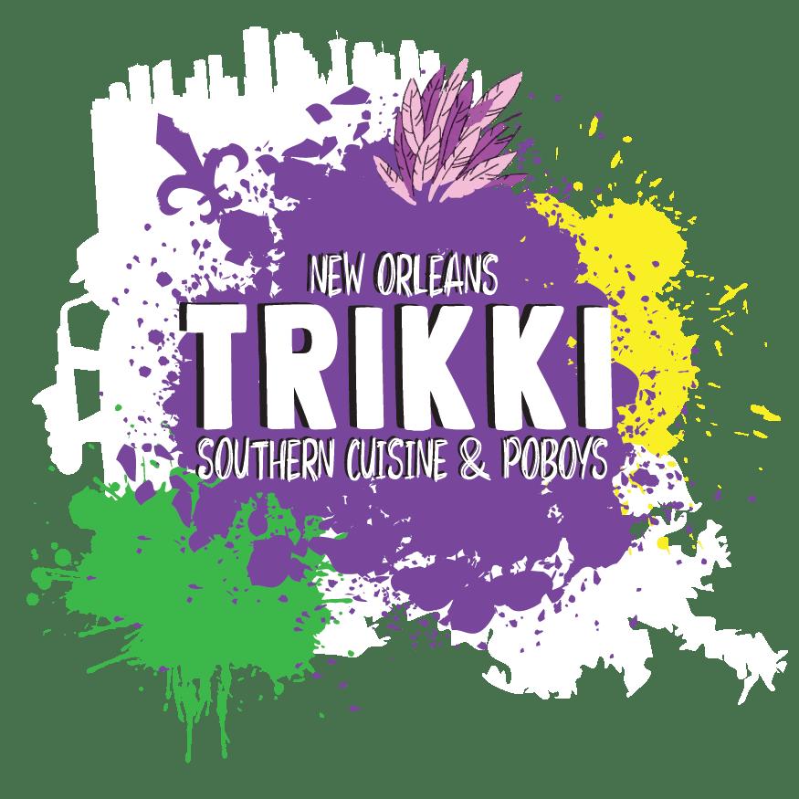 Trikki  | Nueva Orleans Traditional Cuisine Logo